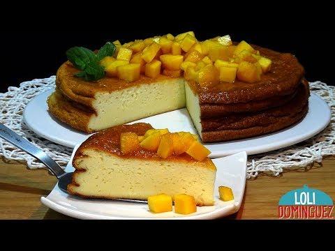 PASTEL TURCO o Tarta de yogur griego, fácil y deliciosa tarta de yogurt. Recetas. Loli Domínguez