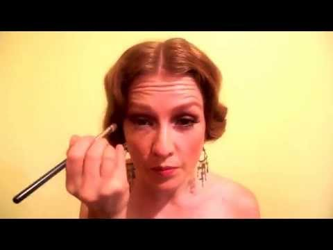 Grace Kelly Makeup Tutorial