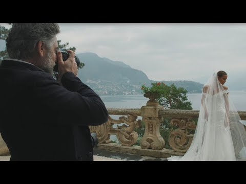 A Bride in Focus - by wedding photographer Cristiano Ostinelli