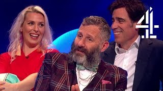 Unpacking Dalai Lama's 'Sexist' Comments with Stephen Mangan & Sara Pascoe | The Last Leg