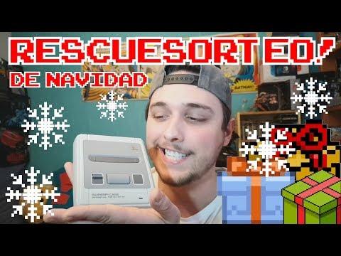 #RESCUEDIRECTO NAVIDEÑO + GANADORES RESCUESORTEO!!