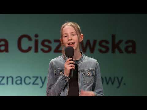 Inny - znaczy wyjątkowy | Barbara Ciszewska | TEDxKids@AcademyInternational