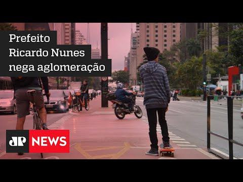Prefeitura confirma reabertura da Avenida Paulista no próximo domingo (25)
