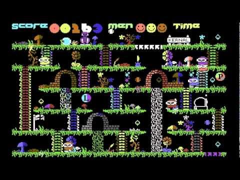 Savage Platforms - Commodore 64 - YouTube 480p Test