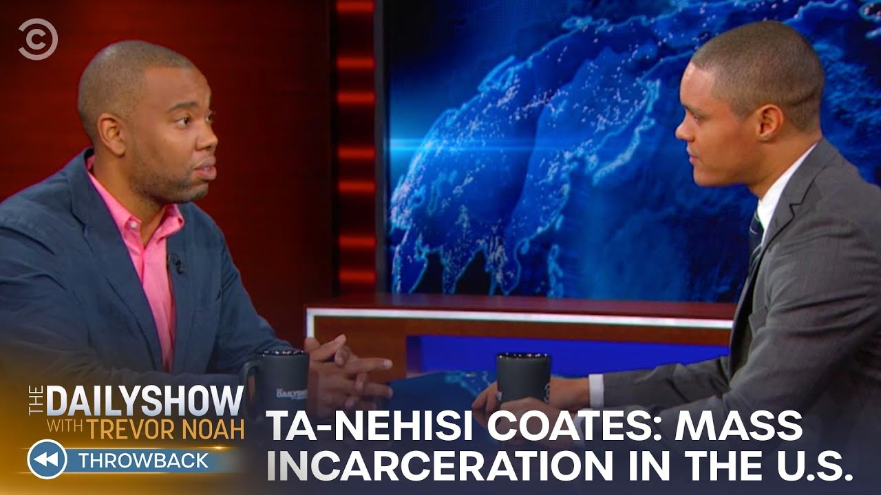 Ta-Nehisi Coates – America's Flawed Criminal Justice System | The Daily Show