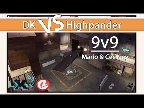 UGC vs ETF2L Showmatch: Dunning-Kruger Effect vs Highpander
