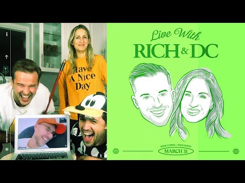 LIVE with Rich & DC  March 31