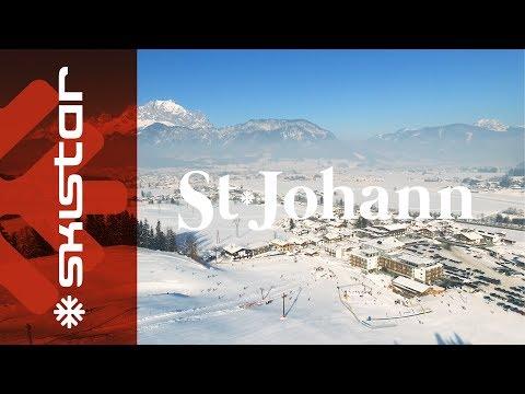 DISCOVER OUR NEW SKI RESORT, ST. JOHANN IN TIROL