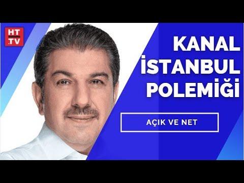 """""""İstanbul'da herhangi bir metro hangi riski taşıyorsa, kanal da bu kadar risk taşıyor"""""""