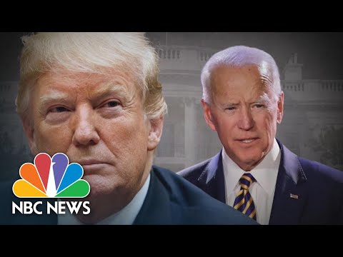 On The Issues: Trump And Biden On Climate Change | NBC News NOW