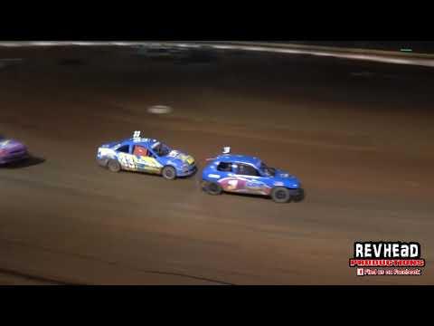 Junior Sedans New Stars - Final - Maryborough Speedway - 15/5/2021 - dirt track racing video image