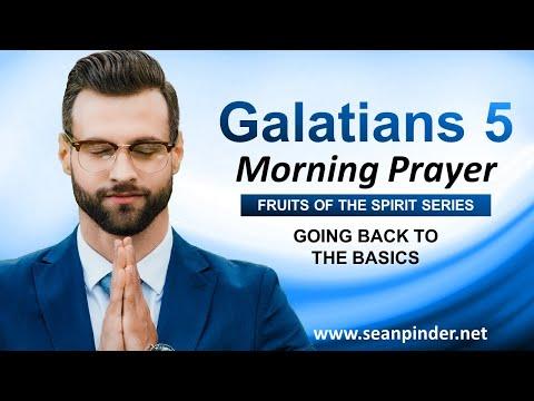 Going BACK to the BASICS - Morning Prayer