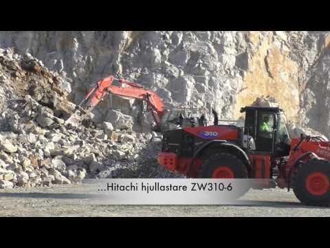 Hitachi ZW310-6 hjullastare