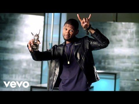 Usher - #VevoCertified Part 1: Award Presentation - ushervevo