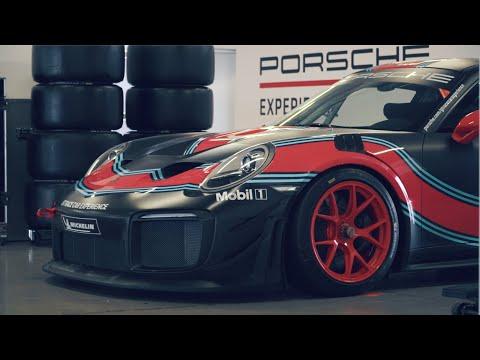 The Porsche GT Race Car Experience.