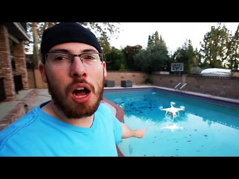 DRONE CRASHES IN POOL! - UCcTAkp1FiUjkf-_CqT7dP0g
