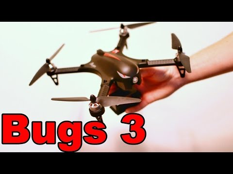 LARGE Cheap Brushless Camera Drone - MJX Bugs 3 - Stunts GoPro Quadcopter - TheRcSaylors - UCYWhRC3xtD_acDIZdr53huA