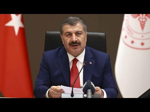 Sağlık Bakanı Fahrettin Koca: Kurban Bayramı hep birlikte vereceğimiz bir sınav