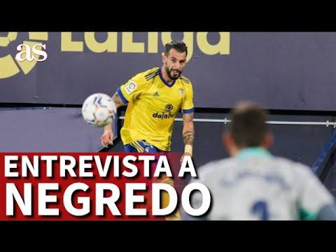 Entrevista: NEGREDO repasa su carrera futbolística | Diario AS
