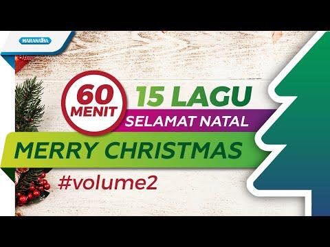 60 Menit 15 Lagu Selamat Natal Merry Christmas #Volume2