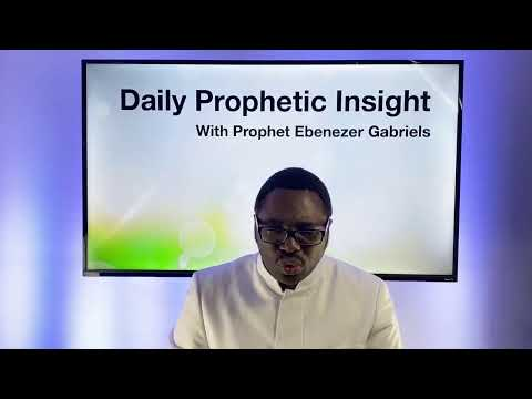 In haste, there lacks not error - July 21, 2020, Prophetic Insight