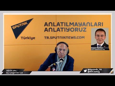 CHP Kastamonu Mv. Baltacı: Ayvatoğlu konusunun yolsuzluk boyutunu ele alıyoruz