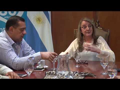 Guillermo Mercado - Intendente de Los Antiguos