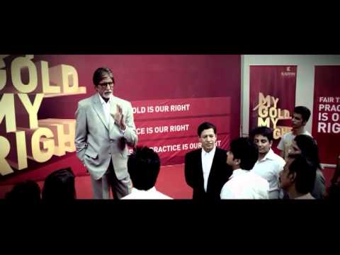 Kalyan Jewellers 'My Gold My Right' Commercial