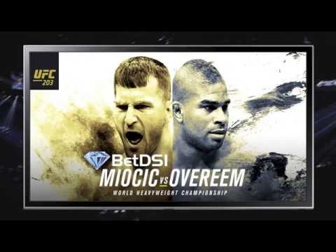 UFC Odds | UFC 203 Miocic vs Overeem Picks and Fight Predictions