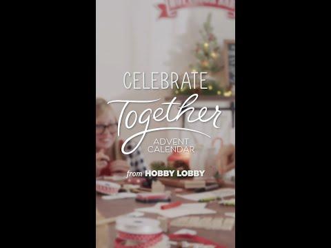 Celebrate Together Advent Calendar
