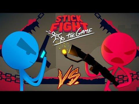 STICK FIGHTER GAME!! STICK FIGHT BOYFRIEND vs GIRLFRIEND! (Stick Fight: The Game) - UC2wKfjlioOCLP4xQMOWNcgg