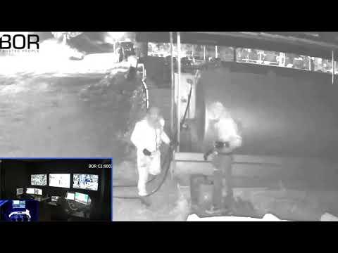 Tentativo di furto di carburante sventato in azienda agricola