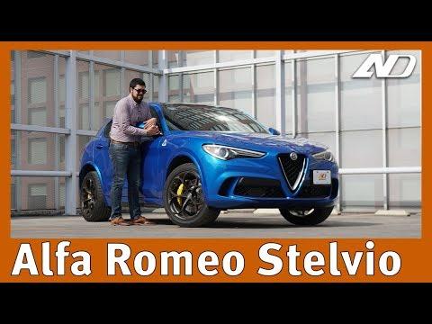 Alfa Romeo Stelvio QV ?? - Hecha con pasión, no razón