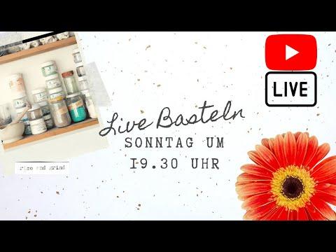 Mini Explosionsbox-live basteln mit Anleitung in cm