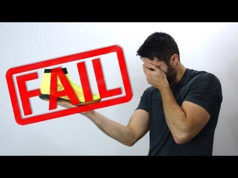 EPIC FAIL! - Top 5 Biggest Soccer Cleat FAILS of All-Time! - UCUU3lMXc6iDrQw4eZen8COQ