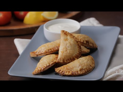 Buffalo Chicken Hand Pies ? Tasty