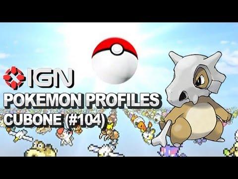 Pokemon Profiles: Cubone (Pokedex #104) - UCKy1dAqELo0zrOtPkf0eTMw