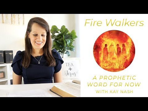 Word of the Lord: Walk through the Fire.It is a test!!