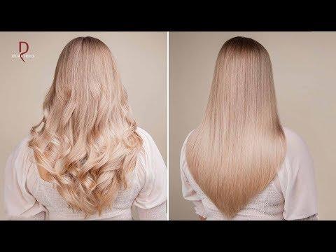 DEMETRIUS | Женская стрижка на длинные волосы Каскад, стрижка лисий хвост, модные стрижки 2020 photo
