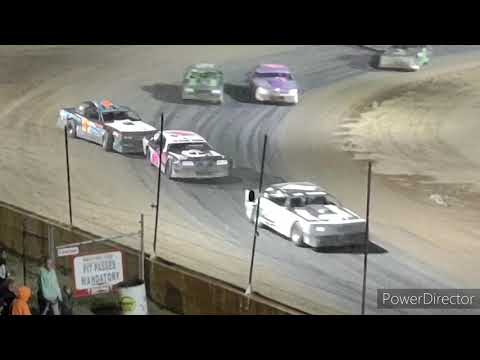 Street Stock A-Main - Crystal Motor Speedway - 9-5-2021 - dirt track racing video image