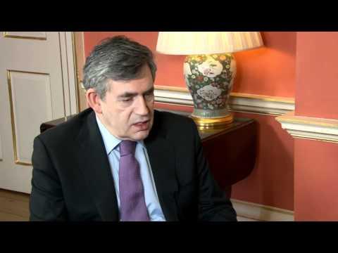 Gordon Brown Interview: Voting Lib Dem