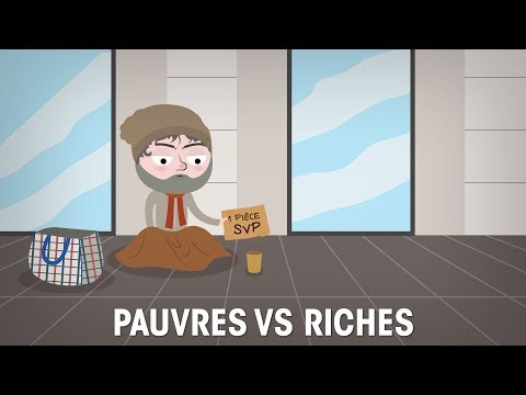 Combien les pauvres devraient laisser aux riches ?