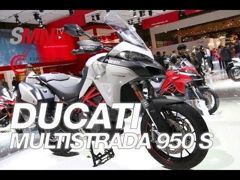 Ducati Multistrada 950 S 2019 - EICMA 2018 [FULLHD]