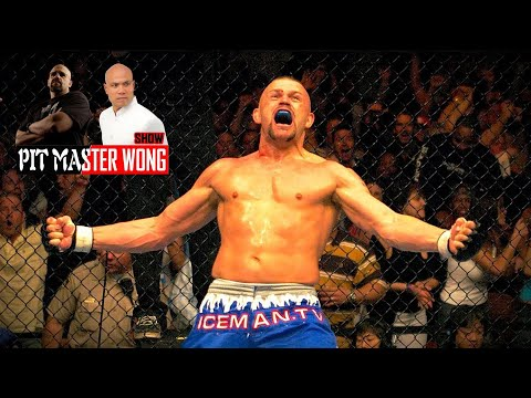 Chuck Liddell UFC Fight the Master behind his Martial Art | Master Wong Show