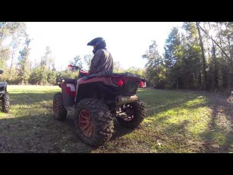 HMF Swamp Series Polaris Sportsman 570