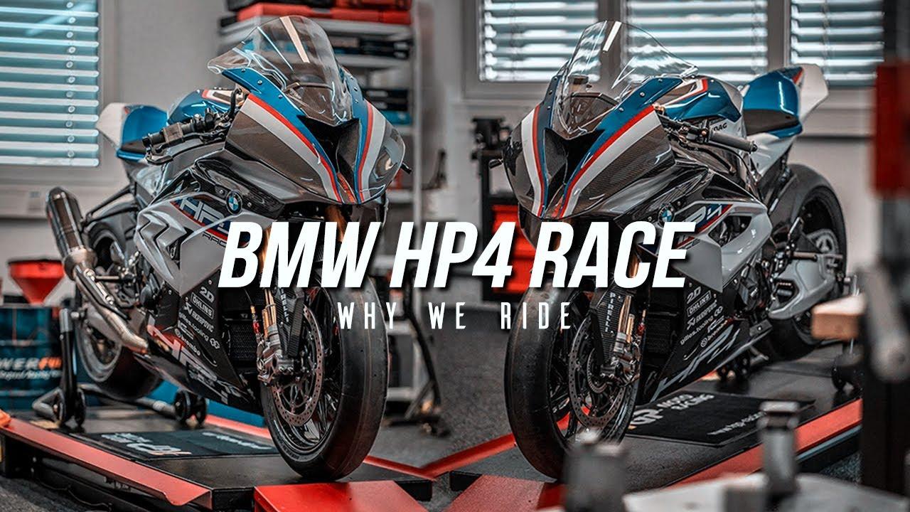 Dành Cho Những Ai Đam Mê BMW HP4 RACE | THIS IS WHY WE RIDE #43