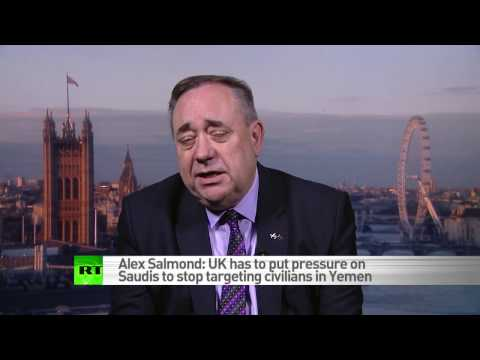 Assault on IS the only intl action should be taken in Syria, rest to cause prolonged war – Salmond