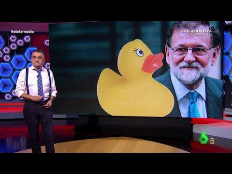 """Wyoming analiza la Operación Kitchen: """"Rajoy está viendo que la basura sale a flote"""" - El Intermedio"""