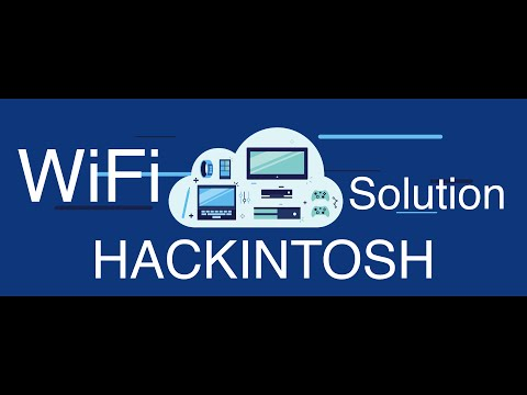 A Complete WiFi Solutions For HACKINTOSH (PCI/USB) - VidVui
