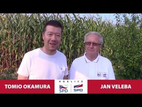 Tomio Okamura: NE podvodům České televize